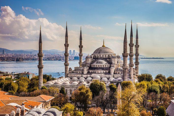 Sultan Ahmet Camii – Blue Mosque in Istanbul