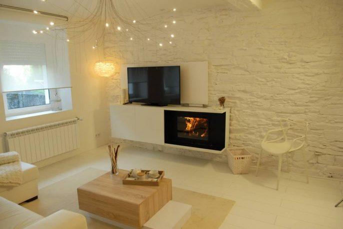 White Apartment Santiago
