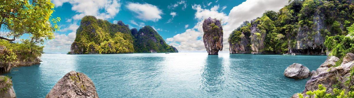 Scenic landscape.Seascape