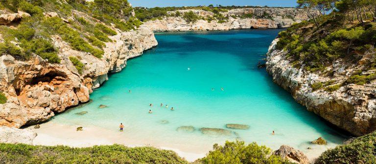 Calo des Moro Mallorca shutterstock_533337781