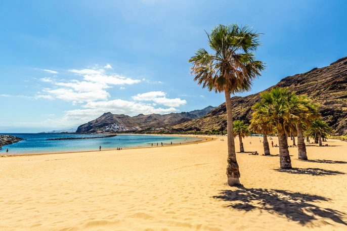 Playa De Las Teresitas – Tenerife