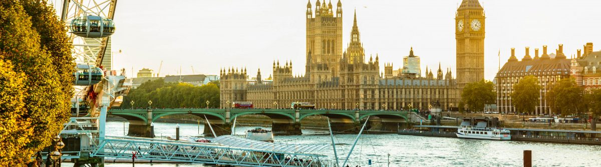 Landmarks of London, UK