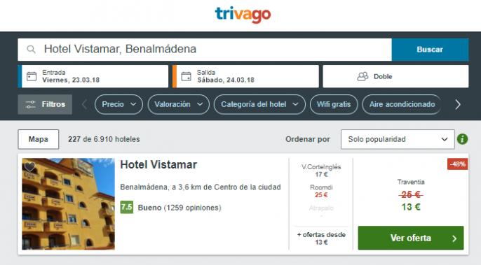 hotel en benalmádena