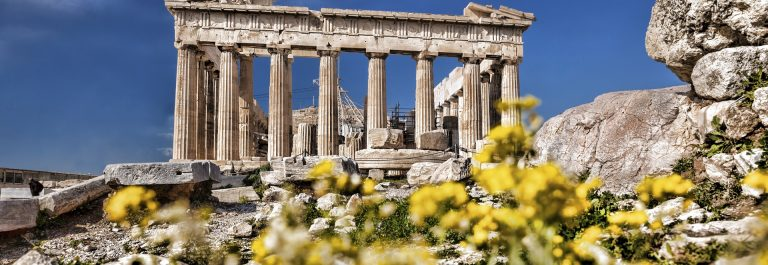 Acropolis with Parthenon temple in Athens iStock_000066332307_Large
