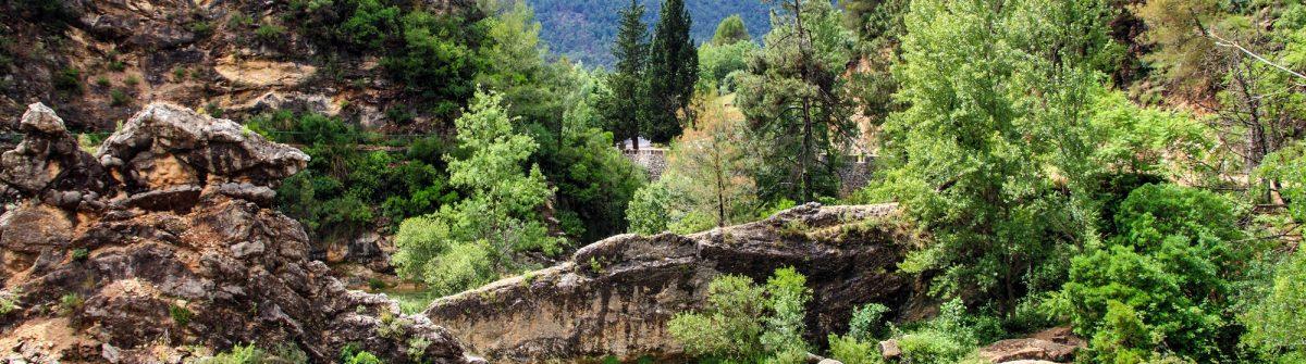 Borosa source, Sierras de Cazorla natural park ,Andalusia ,Jaen province, Spain shutterstock_55885471-2