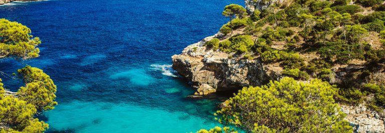 Cala des Moro, Majorca