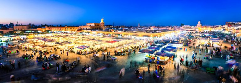 Jemaa El Fnaa, Marrakesh