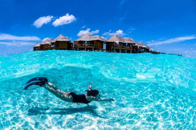 Malediven snorkeling iStock_000008472553_Large-2