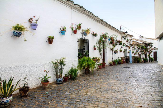 Peal de Becerro village ,Sierras de Cazorla natural park ,Andalusia, Jaen province, Spain shutterstock_55885507-2