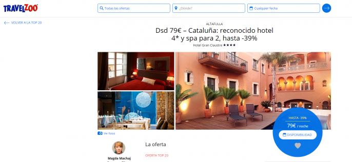 Hotel en Tarragona