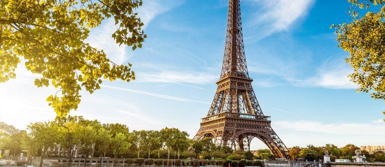 Eiffel tower, Paris France shutterstock_112137761-2_pix2000