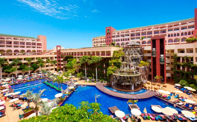 Hotel Best Jacaranda 23