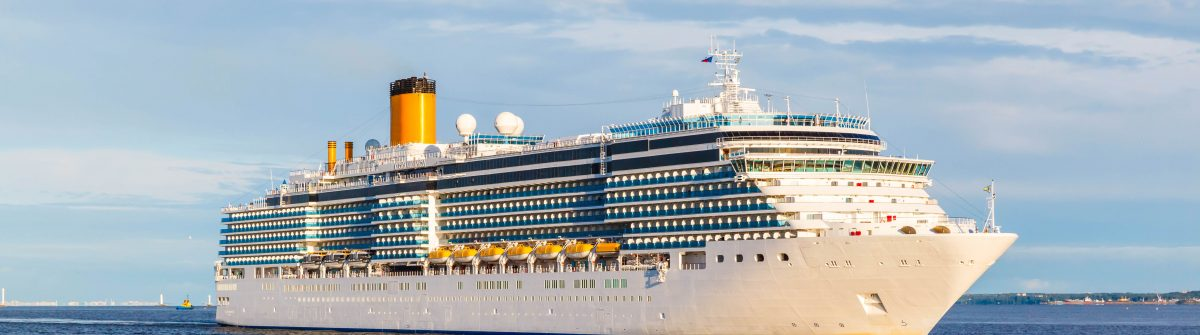 White cruise ship in St. Petersburg shutterstock_528438514-2