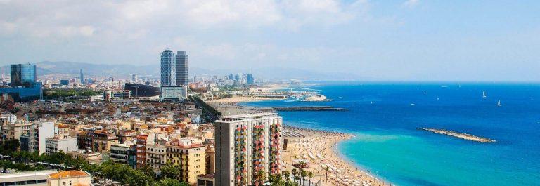 Barceloneta Barcelona Spain iStock_000015072983_Large