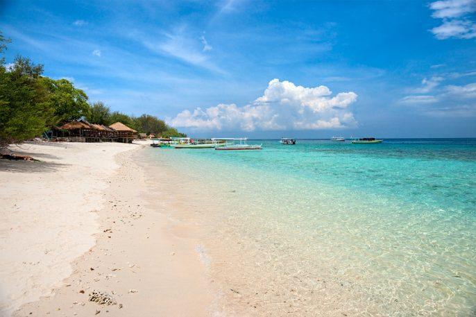 Beach in Bali shutterstock_47945701