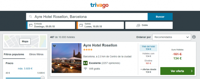 hotel en barcelona sagrada familia