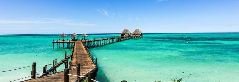 Jetty Lounge Bar on Zanzibar