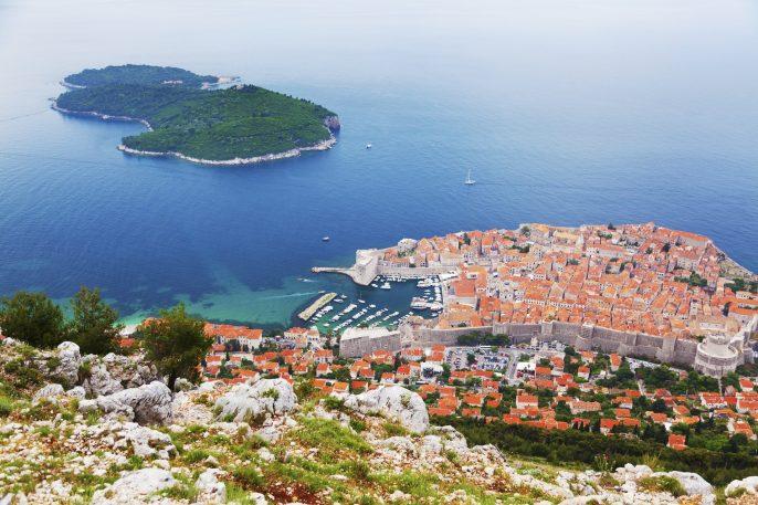 Lokrum Island Dubrovnik Croatia iStock_000020573391_Large