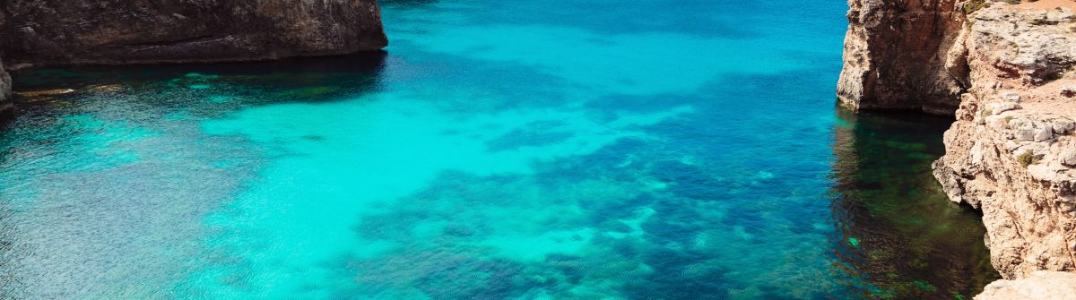 The Blue Lagoon on Comino Island, Malta Gozo._shutterstock_301444703 – Copy