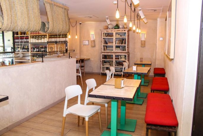 Toc Hostel – Sevilla 2
