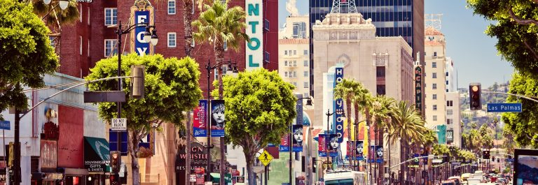 hollywood boulevard los angeles