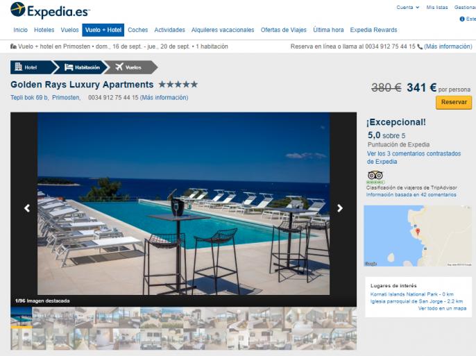 vacaciones en Croacia