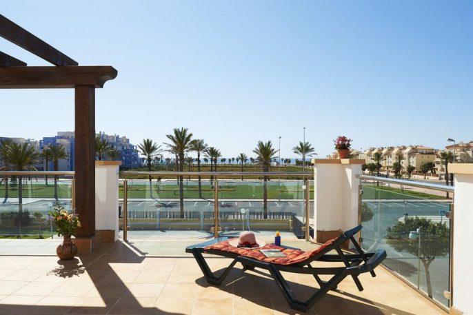 Apartamentos Pierre & Vacances Roquetas de Mar