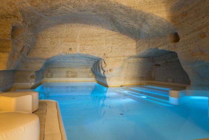 Aquatio Cave Luxury & Spa Matera 2