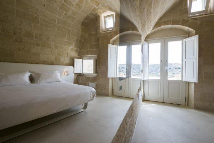 Aquatio Cave Luxury & Spa Matera 4