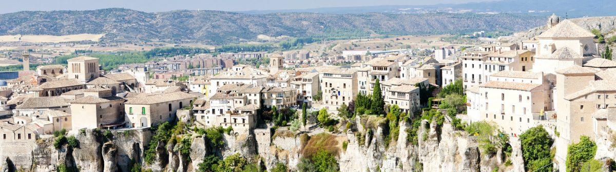 Cuenca, Castile-La Mancha, Spain shutterstock_104577302
