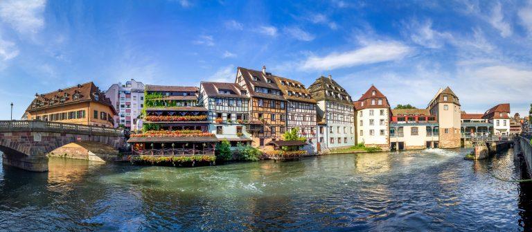 Strasbourg, Le Petite France,_shutterstock_383002627