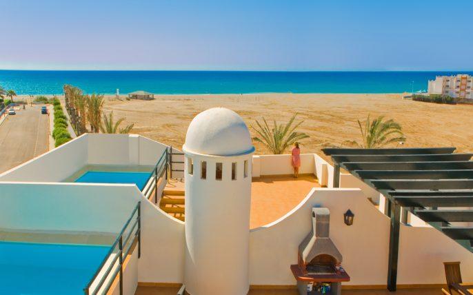 apartamentos paraiso playa