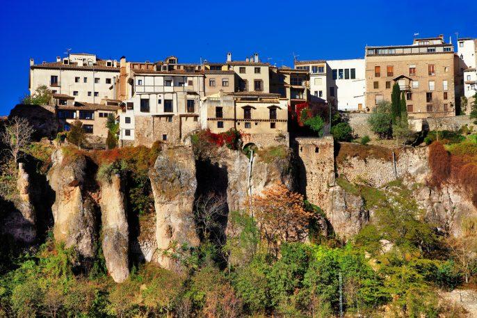 beautiful amazing city of Spain – Cuenca_89495098