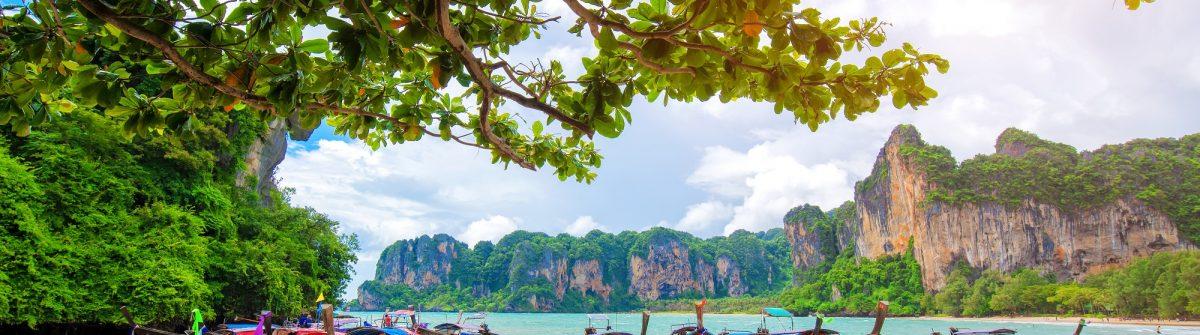 boat-on-Railay-beach-in-Krabi-Thailand.-Asia_516728413