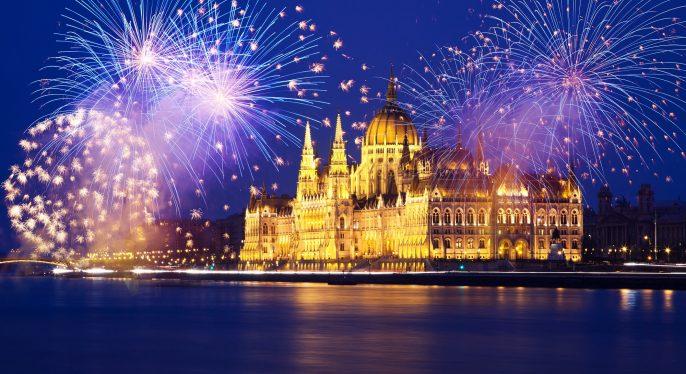 Nochevieja en Budapest