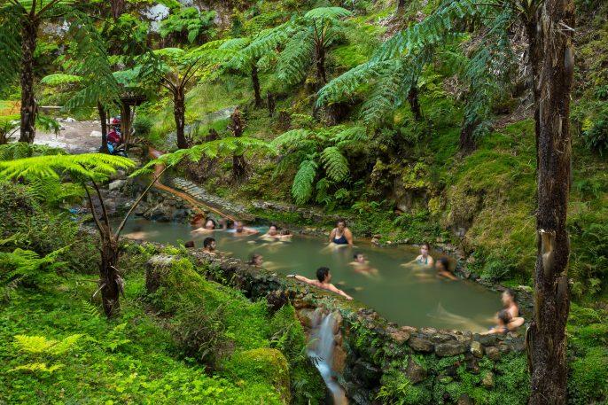 Caldeira-Velha-Natural-Spa-Sao-Miguel-Azores-Portugal-shutterstock_490598320