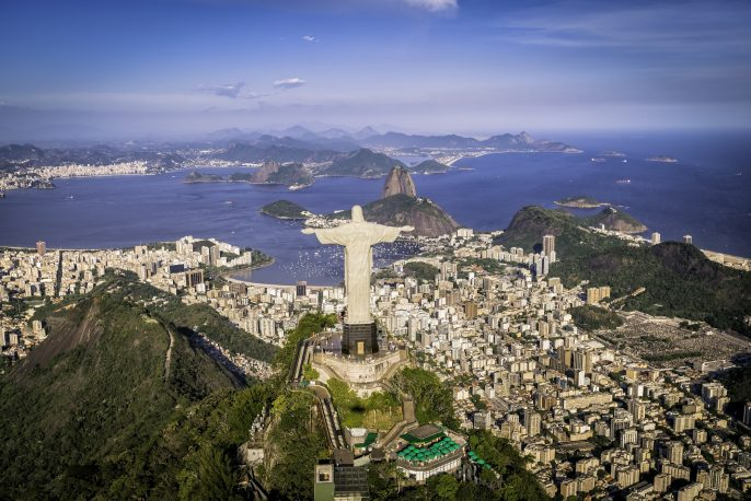 Rio-de-Janeiro-Brazil-Aerial-view-of-Christ-and-Botafogo-Bay-from-high-angle_shutterstock_255640093_pix2000