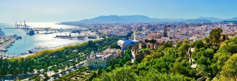 Beautiful-panorama-view-of-Malaga-city-Spain_shutterstock_153487934-Copy