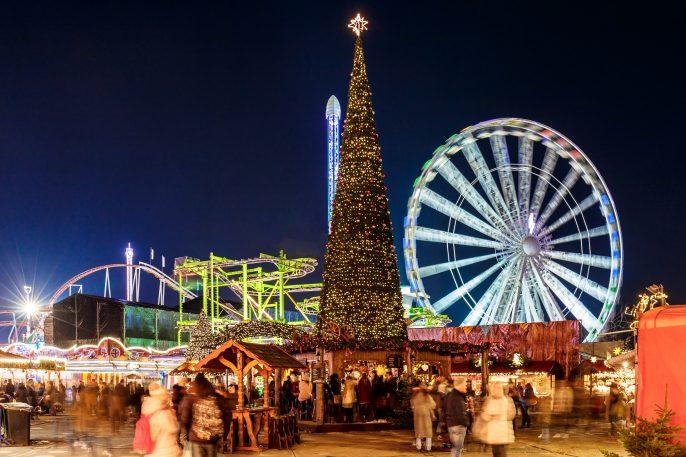 Christmas-fair-in-Hyde-park-in-2016-London-shutterstock_528485107