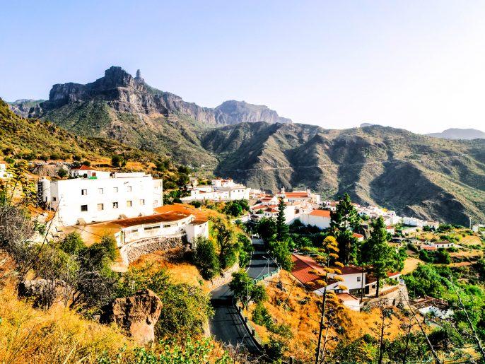 Tejda, Gran Canaria, Canary Islands, Spain