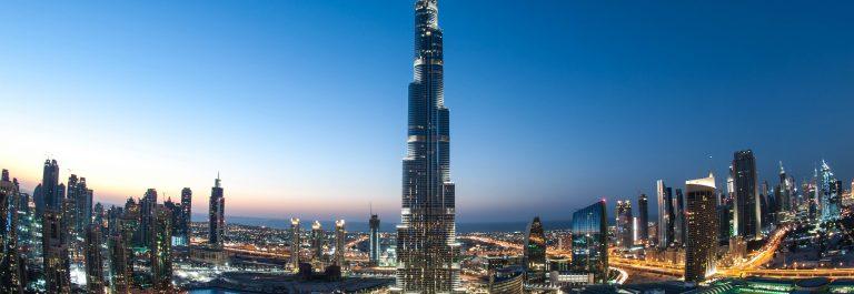 City of Dubai Burj Khalifa