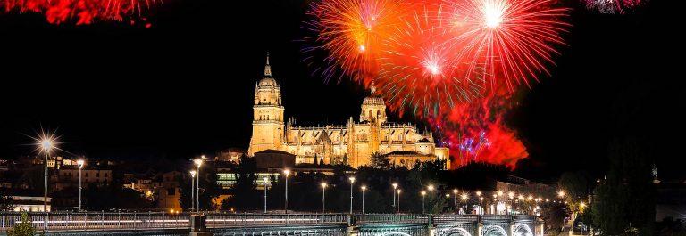 Nochevieja Universitaria en Salamanca