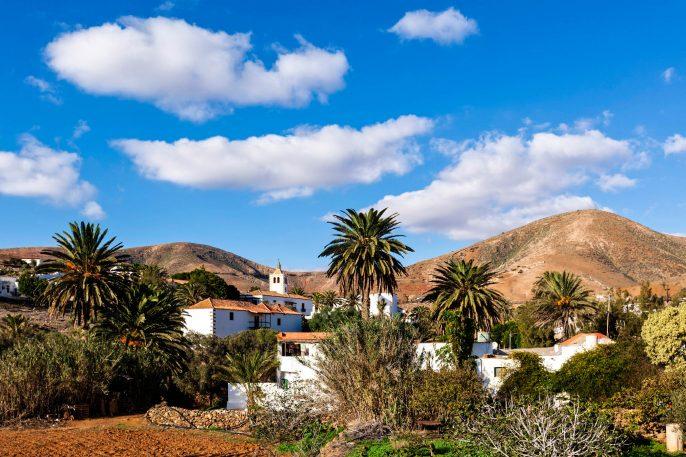 Village of Betancuria, Fuerteventura