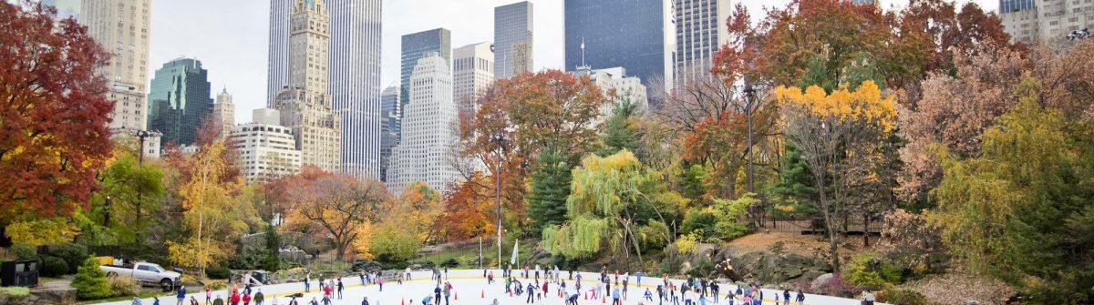 Ice-skaters-having-fun-in-New-York-Central-Park-in-fall_shutterstock_88847629