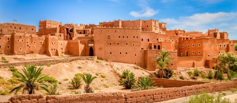 Viaje a Ouarzazate