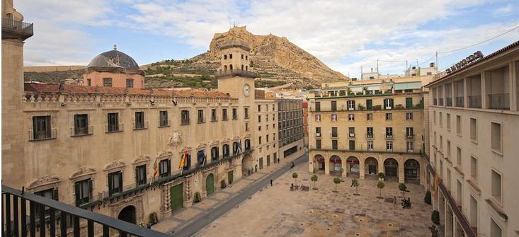 Alicante hotel eurostar mediterranea