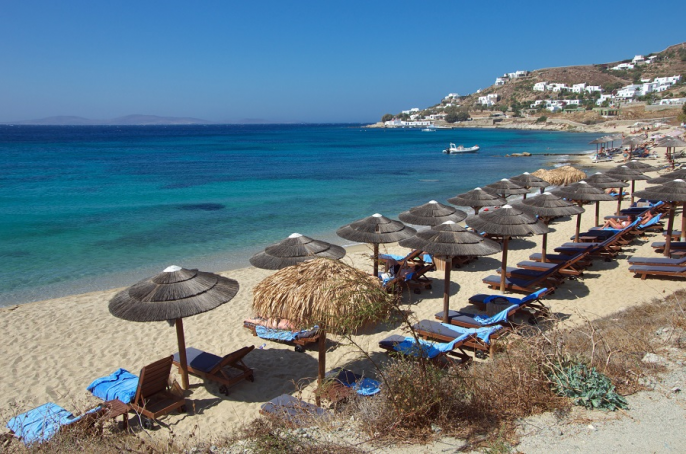 mikonos isla grecia