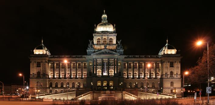 museo nacional praga