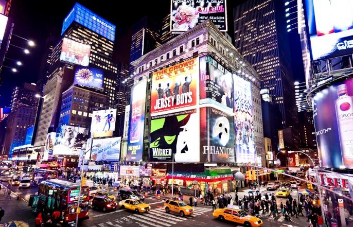 nueva york esquina