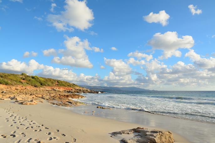 alghero beach